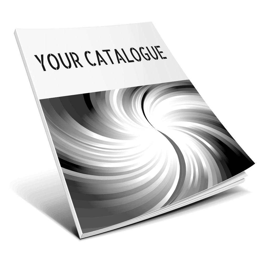 brochure catalogue design print delivery